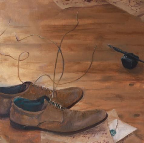 Shoelaces No. 1